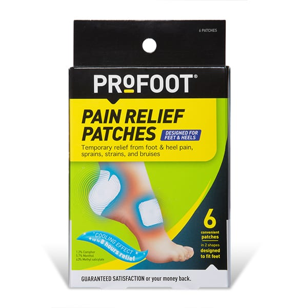 Tired, Achy Feet - PROFOOT